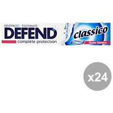 Set 24 Dentifricio Classico 75 Ml. Prodotti Per Il Viso