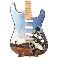 Mini Chitarra Da Collezione Replica Artisti Anni 70 - Diversi Modelli Mgt-6774