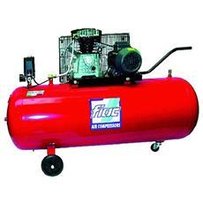 Compressore 'ab 200-360 T' - Lt 200 - Hp 3 - 400v