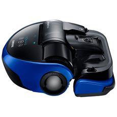 Robot Aspirapolvere VR20K9000UB Potenza 80 Watt Colore Blu RICONDIZIONATO