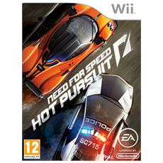 WII - Need for Speed Hot Pursuit