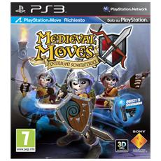 PS3 - Medieval Moves: Intrighi Scheletrici (Compatibile con Playstation Move)
