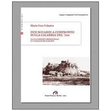 Due sguardi a confronto sulla Calabria del '700