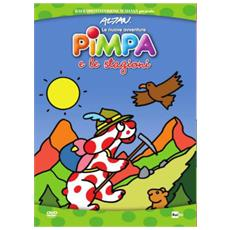 Dvd Pimpa E Le Stagioni