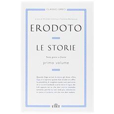 Le storie. Testo greco a fronte. Con e-book. Vol. 1