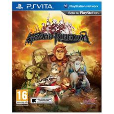 PSVITA - Grand Kingdom Standard Edition