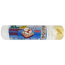 Sacchi Fodera Lettiera Grande X 10 Pezzi Maniglie - Prodotto Per Animali
