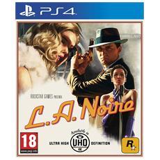 PS4 - L. A. Noire