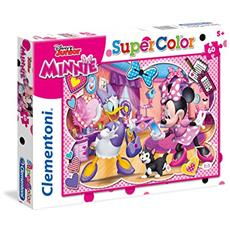 CLM26975 Disney Junior - Puzzle 60 Pezzi Minnie e le Aiutamiche