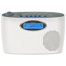 Radio Portatile Elise Sintonizzatore DAB + / FM Colore Bianco