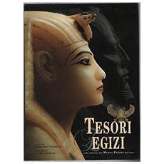 Tesori egizi nella collezione del Museo egizio del Cairo