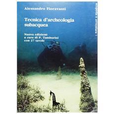 Tecnica d'archeologia subacquea