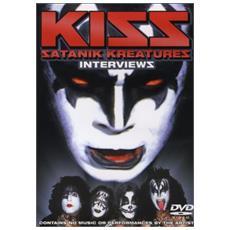Kiss - Satanik Kreatures - Interviews