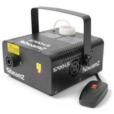 Macchina Del Fumo Con Effetto Laser Integrato 700w Art 160423