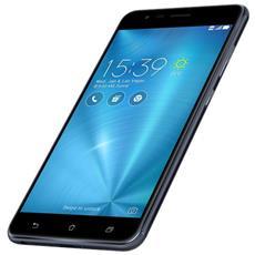 """ZenFone Zoom S Nero 128 GB 4G/LTE Dual Sim Display 5.5"""" Full HD Slot Micro SD Fotocamera 13 Mpx Android Italia"""