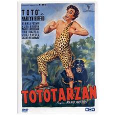 Dvd Tototarzan