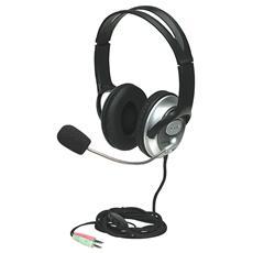 ICC SH-555 - Cuffia Stereo Classica con Microfono