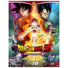 Dragon Ball Z - La Resurrezione Di F (3D) (Blu-Ray 3D)