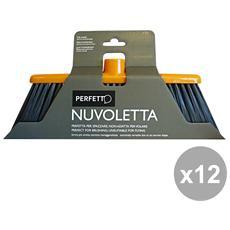 Set 12 Nuvoletta Scopa Interni Art. 0010a Attrezzi Pulizie