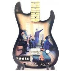 Mini Chitarra Da Collezione Replica Artisti Anni 90 - Diversi Modelli Mgt-6781