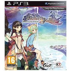 Ps3 Atelier Shallie: Alchemists Of The Dusk Sea Playstation 3