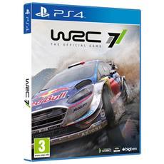 PS4 - WRC 7