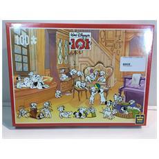 Puzzle Disney La Carica Dei 101 King 100 Tutti I Cuccioli Senza I Genitori
