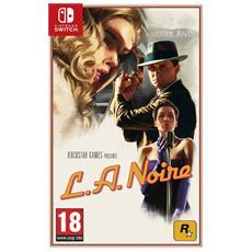 Switch - L. A. Noire