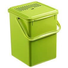 Pattumiera Per Rifiuti Organici Con Filtro A Carbone 23x22 Cm Di Rotho