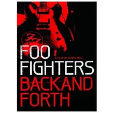 Dvd Foo Fighters - Back And Forth