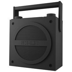 Speaker Audio Portatile IBT4 Boombox Bluetooth Sintonizzatore FM colore Grigio