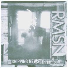 Shipping News - Three-four (2 Lp)