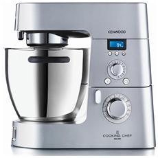 Multicooker Kenwood Chef KM094 Capacità 6.7 L Potenza 1500 W Colore Silver