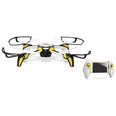 Ultradrone Tornado Cam HD Wi-Fi con Giroscopio a 6 assi + Batteria al Litio inclusa