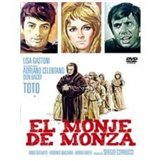 Dvd Monje De Monza (el) - Il Monaco Di M