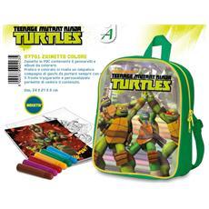 Teenage Mutant Ninja Turtles - Zainetto
