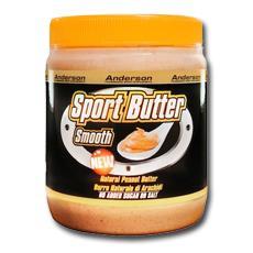 Sport butter 510g burro di arachidi