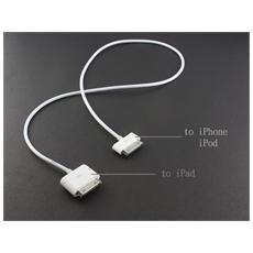 Cavo Condivisione Dati Iphone / ipad Ibridge; Ipad Connection Kit. Data Exchange Ipad Iphone