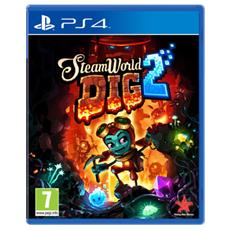 RISING STAR - PS4 - Steamworld Dig 2 - Day one: 08/05/18