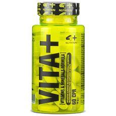 Vita+ [2 X 60cps = 120 Cps] - Vitamina E Minerali