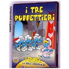 Dvd Puffi (i) - I Tre Puffettieri