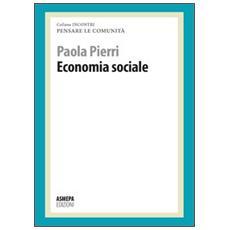 Economia sociale. Pensare le comunità