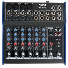 Mixer microfonico