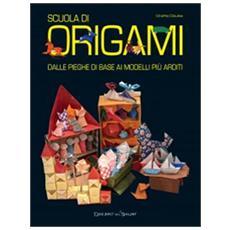 Scuola di origami delle pieghe di base ai modelli più arditi