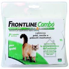 frontline combo spoton gatti 3p. in valva