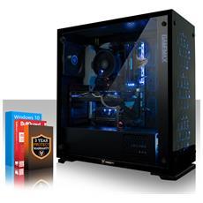 Marksman Gaming Pc - Veloce 4-0ghz Hex-core Intel Core I5 8400 - 2tb Disco Rigido - 8gb Di 2666mhz Ddr4 Ram / Memoria - Nvidia Geforce Gtx 1050 Ti 4gb - Windows 10