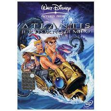 Dvd Atlantis - Il Ritorno Di Milo