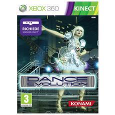 X360 - Dance Evolution (Software per KINECT)
