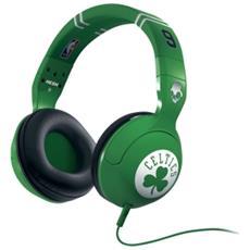 Hesh 2 Cuffie Over-Ear Mic1 Colore Verde Celtics