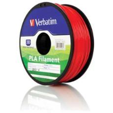 3D Printer Filament PLA 1,75 mm 1 kg rosso